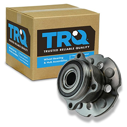 TRQ Rear Wheel Hub & Bearing Driver or Passenger Side for MDX ZDX Pilot 4WD