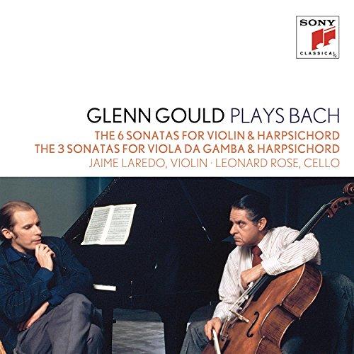 Glenn Gould Plays Bach: The 6 Sonatas For Violin & Harpsichord Bwv 1014-1019