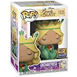 Funko Disney Beauty and The Beast Pop! Enchantress Vinyl Figure 2021 Spring Convention Exclusive