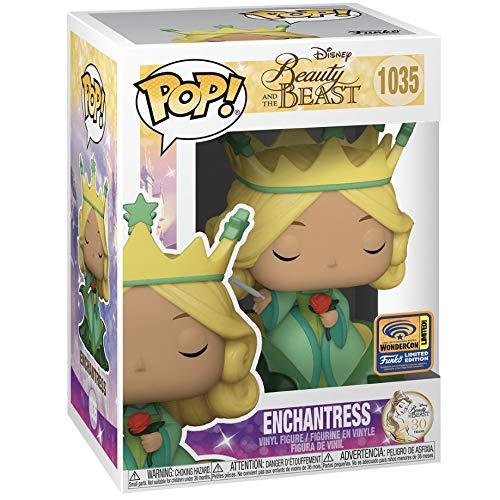 Pop! Beauty and The Beast 1035 - Enchantress (2021 Wondrous Convención Exclusiva)