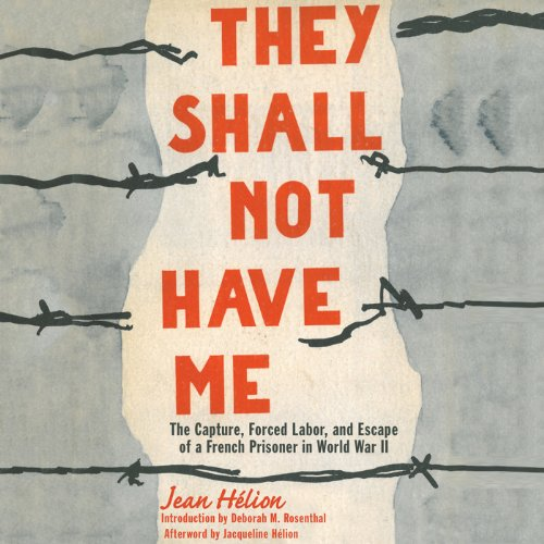They Shall Not Have Me audiobook cover art