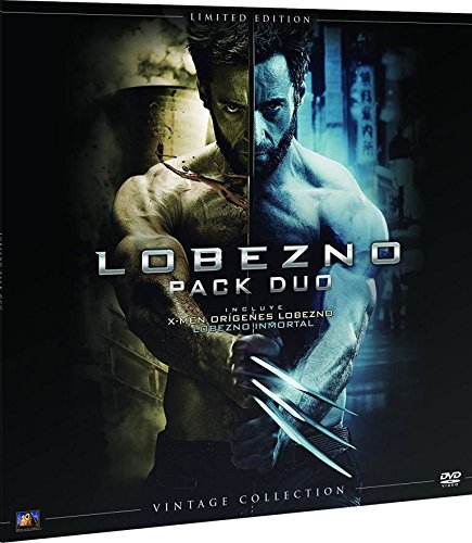 Lobezno Inmortal 1+2 Colección Vintage (Funda Vinilo) [DVD]