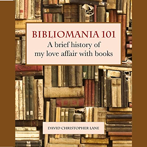 Bibliomania 101 cover art