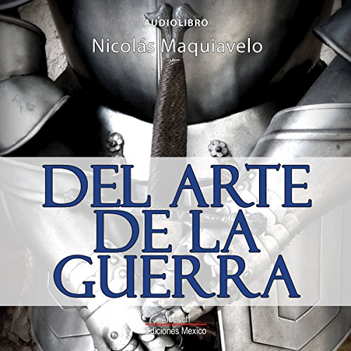 Del arte de la guerra [The Art of War] audiobook cover art