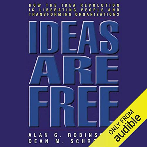 Ideas are Free cover art