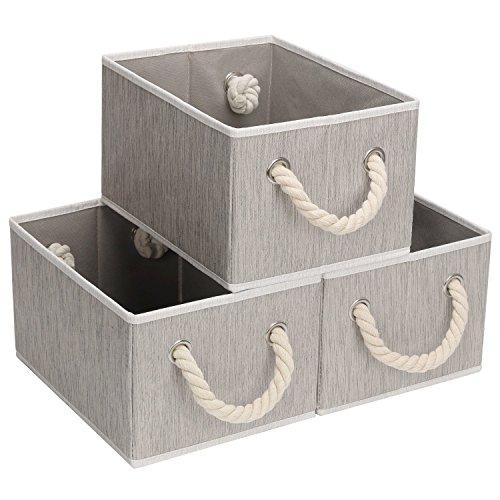 収納 ボックス 不織布 不織布インナーボックス 3個組