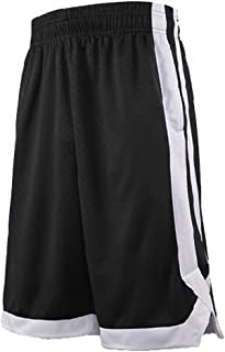2-Tone Basketball Shorts for Men with Pockets, Pocket Training Shorts