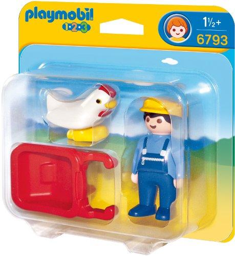 Playmobil 6793 - Bauer mit Schubkarre