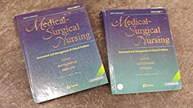 Medical-Surgical Nursing, 6th Edition (2-Volume Set) with Winningham's Critical Thinking in Medical-Surgical Settings, 3rd Edition Package, 1e by Sharon L. Lewis RN PhD FAAN (2004-07-06)