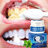 Teeth Whitening Powder,SUNSENT Teeth Brightening Powder,Natural Teeth Whitening,Remove Coffee Wine Tobacco Stains