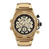 Guess watches exposure orologio Uomo Analogico Al quarzo con cinturino in Acciaio INOX GW0324G2