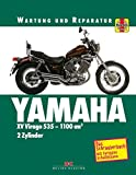 Yamaha XV Virago: Wartung und Reparatur. Print on Demand - Alan Ahlstrand