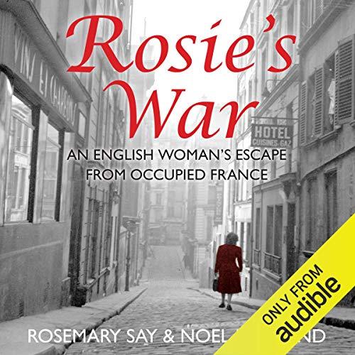 Rosie's War cover art