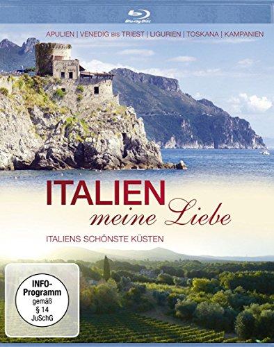 Italiens schönsten Küsten [Blu-ray]