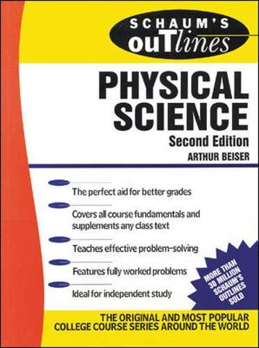Schaum's Outline of Physical Science (Schaum's)