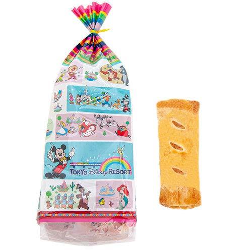 ミッキー&フレンズ スティックアップルパイ 【東京ディズニーリゾート限定】レトロ お菓子 ディズニー グッズ お土産