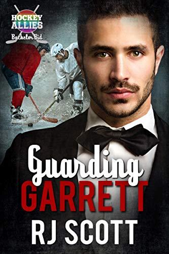 Guarding Garrett:  A Hockey Allies Bachelor Bid MM Romance #1 (Hockey Allies Bachelor Bid Series) (English Edition)