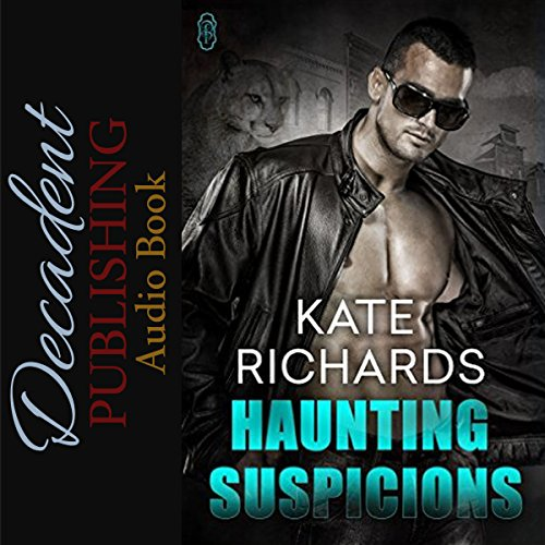 Haunting Suspicions audiobook cover art
