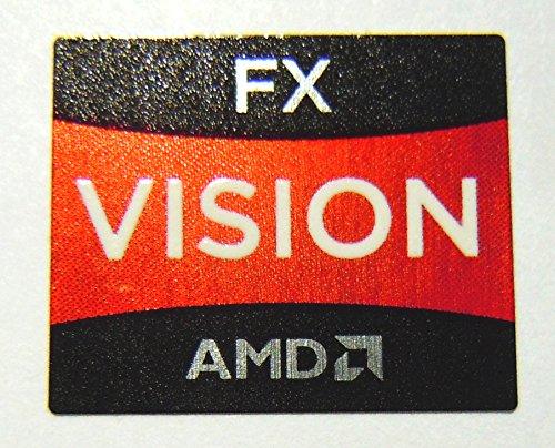 Original AMD VISION FX Sticker 16.5 x 19.5mm [463]