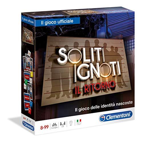 Clementoni Soliti Ignoti Gioco da tavolo, Multicolore, 11499