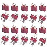 Immagine 2 20 connettori t plug couples