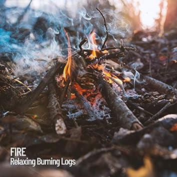Fire: Relaxing Burning Logs
