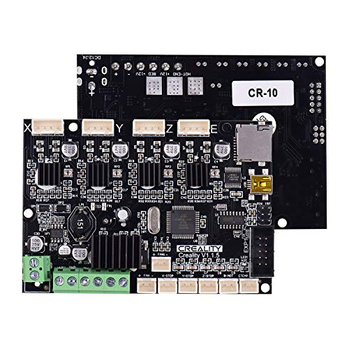 Aibecy Creality 3D moederbord V1.1.5 Silent Mainboard voor Creality CR-10 DIY zelfmontage 3D-printer kit upgrade accessoires