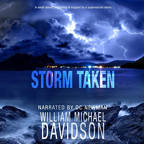Storm Taken audiobook cover art