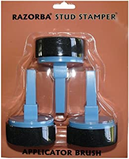 Razorba Stud Stamper Applicator Brush