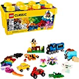 LEGO Classic Medium Creative Brick Box 10696 Building Toys for Creative Play; Kids Creative Kit (484...