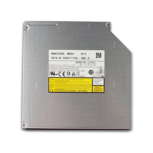 DVDドライブ/DVDスーパーマルチドライブ 適用す る UJ892 UJ8A2 UJ8B2 UJ8C2 UJ8D2 UJ8E2 UJ8G2 修理交換用 9.5mm SATA (トレイ方式) 内蔵型