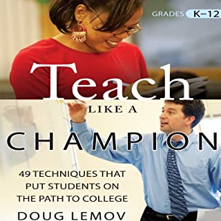 Teach Like a Champion cover art