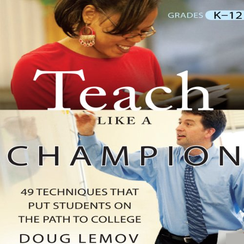 Teach Like a Champion audiobook cover art
