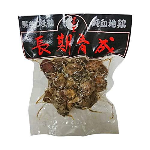 【冷凍】 NSファーム 黒さつま 黒王炭火焼 100g 業務用 鶏肉 焼き鳥 地鶏 おかず おつまみ