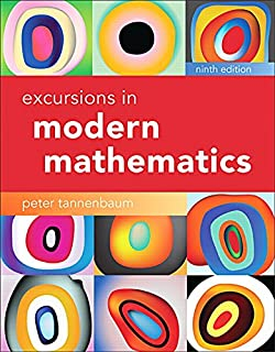 MyLab Math with Pearson eText -- Standalone Access Card -- for Excursions in Modern Mathematics (9th Edition)