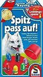 Schmidt Spiele 40531 Spitz Pass auf, Kinderspiel, bunt
