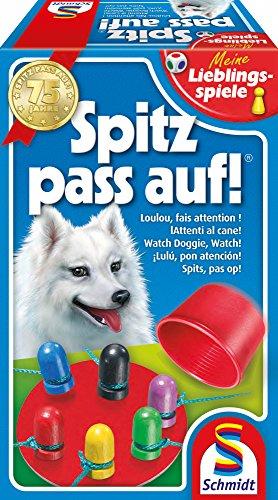 Schmidt Spiele 40531 Spitz Pass auf, Kinderspiel, Meine Lieblingsspiele, bunt