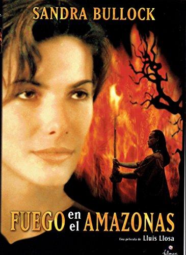 Fuego en el amazonas [DVD]