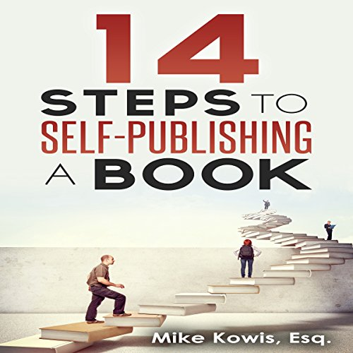 14 Steps to Self-Publishing a Book cover art