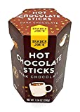 Trader Joe's Hot Chocolate Dark Chocolate Sticks 7.4 Oz