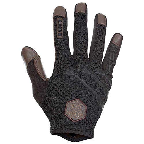 IONCLUB SELECT MX DH FR 2019 - Cycling Gloves, Color:Brown/Black