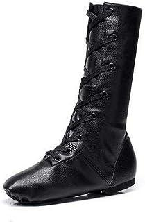 [Pupule holomua] [エスポワール エース] ジャズシューズ ダンスシューズ ジャズ ブーツ 靴