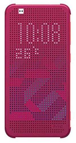 HTC HC-M160 Dot View Flip Schutzhülle für Desire Eye violett