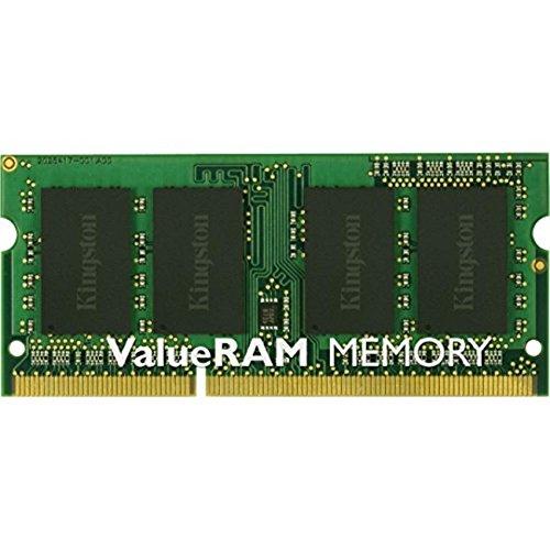 Kingston KVR13N9S8/4BK Arbeitsspeicher 4GB DDR3-RAM (1333MHz, CL9, 240-polig)