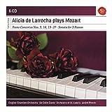 Larrocha Plays Mozart - Mozart / Larrocha / Davis
