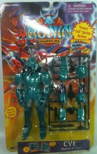 Ronin Warriors Cyc Warrior of trust by Ronin Warriors