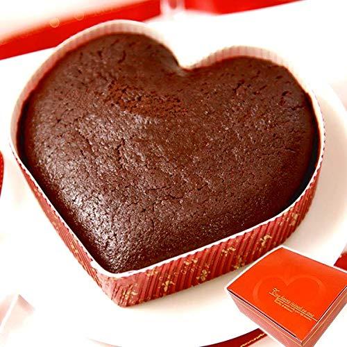 バレンタイン チョコ 人気 2021 おいもや ケーキ洋菓子 チョコ本命 チョコレートケーキ 4号 ガトーショコラ 冷凍 お取り寄せ 人気 ケーキ スイーツ ハート型ガトーショコラ