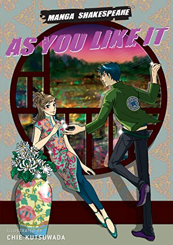 Manga Shakespeare: As You Like It (English Edition)