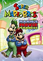 Super Mario Bros: Mario's Movie Madness [DVD] [Import]