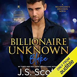 Page de couverture de Billionaire Unknown